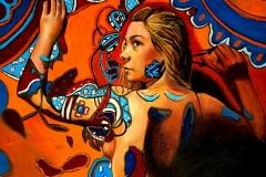 Małgorzata Limon malarstwo obraz pt. Adrianna