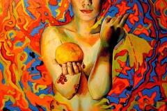 Małgorzata Limon malarstwo obraz pt. Sempre