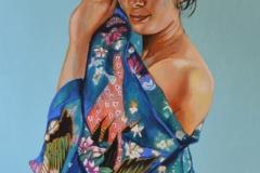 Małgorzata Limon obraz Maj projekt Pomorzanki 2017