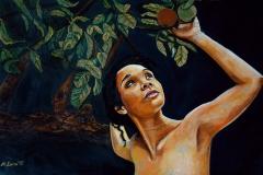 Małgorzata Limon. malarstwo obraz pt. ewa